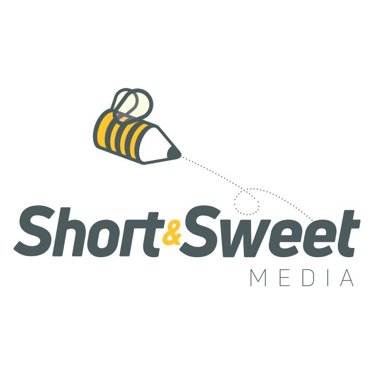SHORT AND SWEET MEDIA LOGO HORIZ FULL COLOUR JPG